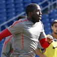 Jozy Altidore made history in emphatic fashion during Wednesday's 4-3 win over Bosnia-Herzegovina (Photo: Chris Aduama)