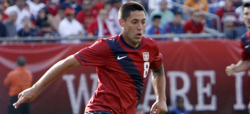 Clint Dempsey is reportedly on his way to Liverpool. (Photo: Chris Aduama/aduama.com)