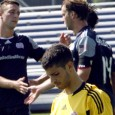 Revs reserves to play ten games; open season on April 9th in Philadelphia.