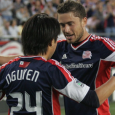 Lee Nguyen's 93rd minute strike gave the Revolution their first win of the season, 2-1 at San Jose.