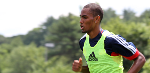 Jerry Bengtson's signing could prove a double victory for the Revs. (Photo: New England Revolution)