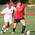 Kate Howarth scored the only goal the Mutiny needed in Saturday's 1-0 win over F.C. Indiana at Northampton High School. The Mutiny striker scored her 10th goal of year in...