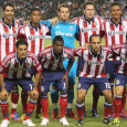 Shalrie Joseph went the full 90, but couldn't save Chivas from a crushing 4-0 defeat to the Galaxy on Sunday.