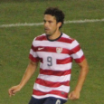 Herculez Gomez rescued the U.S. from turbulent waters when his 55th minute blast gave the hosts a 1-0 win over Jamaica.