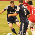 Former Revolution midfielder Zak Boggs is working on his Fulbright Scholarship - with an eye towards returning to professional soccer.