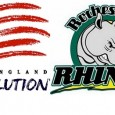 Revolution GM Mike Burns and Rhinos president Pat Ercolo discussed their affiliation agreement on Monday.