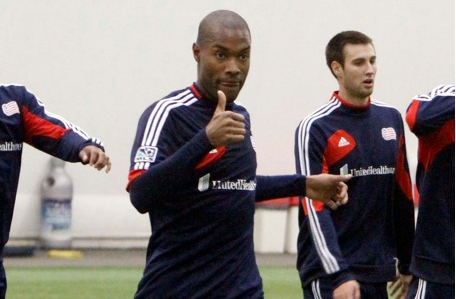 Jose Goncalves is expected to bring skill and experience to the Revolution back line in 2013. (Photo: Chris Aduama/aduama.com)