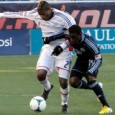 Andrew Farrell was among the better players in a tough outing for the Revolution.