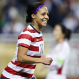 Sydney Leroux's stoppage time strike helped the Breakers salvage a 1-1 draw against the Washington Spirit in Sunday's season opener.