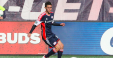 Diego Fagundez scored his second goal in as many games to lead the Revolution to a momentous 2-0 win in Houston on Saturday.