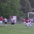 The Taunton Eagles claimed a comprehensive 6-0 victory over East Providence Sports on Saturday.