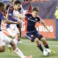 A few Revolution players put in solid performances despite the loss.