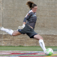 The Breakers re-signed goalkeeper Alyssa Naeher on Saturday.