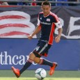Fagundez gives Revs an early lead, but New England surrenders an equalizer in first half stoppage time to draw 1-1 in Toronto