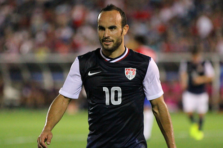 Landon Donovan was controversially left off the U.S. roster on Thursday. (Photo: Kari Heistad/capturedimages.biz)