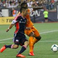 Adam Moffatt strikes twice to keep the Revolution from a coveted postseason spot in Saturday's 2-1 loss to the Dynamo.