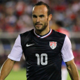 Landon Donovan scored the game-winner over Bayern Munich in Wednesday's MLS All-Star Game. (Photo: Kari Heistad)