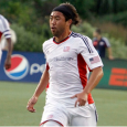 Lee Nguyen was a big part the Revolution offense on Saturday.