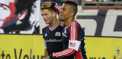 Charlie Davies is the Revolution's wildcard heading into the 2014 season.