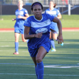 Sydney Leroux led the the Breakers to a 1-0 victory over FC Kansas City in Saturday's home finale.