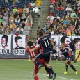 Fire defeat Revolution, 3-2, dealing blow to playoff hopes.