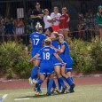 The Breakers pulled off a 2-1 over the Thorns, but were eliminated from postseason contention before the evening ended.