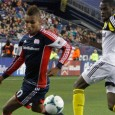 Agudelo's goal sends the New England Revolution to the playoffs with 1-0 victory in Columbus.