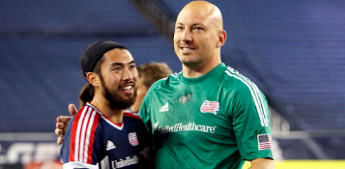 Longtime Revs goalkeeper Matt Reis announced his retirement on Wednesday