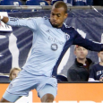 New England trades first round 2015 draft pick, allocation money, for Sporting KC striker Teal Bunbury. (Photo: Chris Aduama/aduamaphotography.com)