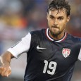 Chris Wondolowski scores twice to give the U.S. a 2-0 victory over South Korea to open 2014.