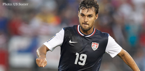 Chris Wondolowski scored both U.S. goals in their 2-0 win over South Korea on Saturday.