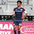 Hard work paid off for Jossimar Sanchez after the Revs signed him last month. But he's far from finished with putting in long hours.