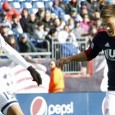 Revolution settle for scoreless draw in home opener, first point of the season.
