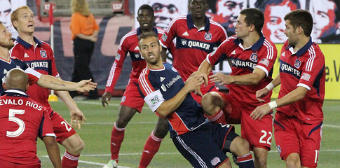 The Revs head to the Windy City this weekend for what promises to be a fierce fight against the Chicago Fire.