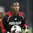 The Revs bolstered their goalkeeping corps by signing former Santa Clara standout Larry Jackson on Wednesday.