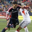 The Revs head to the nation's capital to take on D.C. United on Saturday.