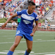 The Breakers couldn't find the board in a 3-0 loss to the Seattle Reign in Sunday's season opener.