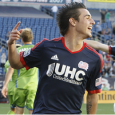 Revolution send message to MLS with stunning 5-0 victory over first place Seattle Sounders.