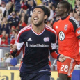 The New England Revolution faces D.C. United for the second and final time on Saturday night.
