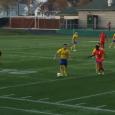 Renivaldo DaSilva scored twice to lead Mass United to a 4-0 win over the Rhode Island Reds on Saturday.