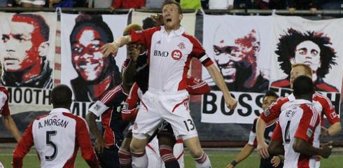 The postseason-bound Revs wrap up the regular season slate on Saturday vs. Toronto FC.