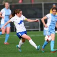The Breakers couldn't get on the board in Saturday's 1-0 loss to Sky Blue.