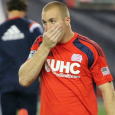 Conor Casey's ninth minute goal was enough to sink the Revs in a 2-0 quarterfinal loss to the Union on Tuesday.