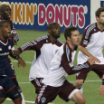 The Revs will be aiming to end their eight-game slide on Wednesday against the Rapids.