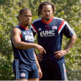 Once Charlie Davies heard that his friend Jermaine Jones was heading to MLS, the BC alum did his best to convince him to come to Foxboro.