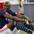 The Revs sent Saer Sene and an international spot to the Red Bulls for Andre Akpan and allocation cash on Tuesday.