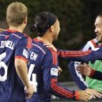 Lee Nguyen's ninth goal of the season sealed the victory for the Revs against Chivas USA on Saturday.