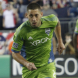 Chad Barrett and Clint Dempsey both scored to give the Seattle Sounders their fourth Open Cup title in six years.