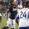 Jermaine Jones was forced to exit early after suffering a left foot injury in Saturday's win over Montreal.