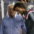 Jermaine Jones dispelled the notion about his alleged hometown ahead of Sunday's contest against the Fire.